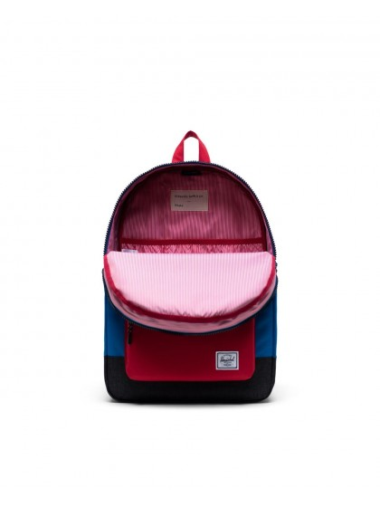 HERSCHEL Heritage Youth XL [Imperial Blue / Red]