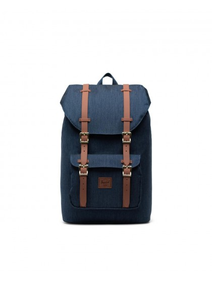 HERSCHEL Little America Mid-Volume [Indigo Denim Crosshatch]